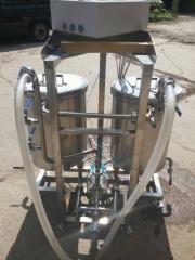 Сип мойка для пивных кег 2 бака по 60 литров