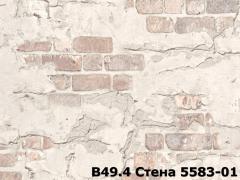 Виниловые обои колекция Expromt В49.4 Стена 5583