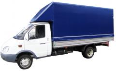 Awnings for trucks