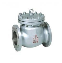 Check valve rotary PN40, DN 50. Material - 08H18N10