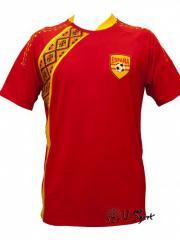 Vyshivanka U-Shirt Spain. T-shirt vyshivanka