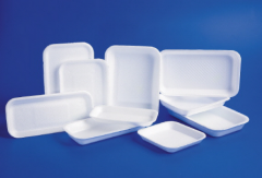 Thermo-packing made of foam polystyrene