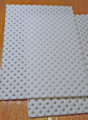 Package materials made of polystyrene