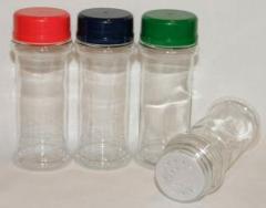 Баночки для пряностей пластиковые