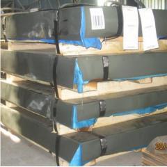Прокат тонколистовий з вуглецевої сталі (х/к)
