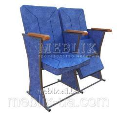Кресла для зрительных залов АЛЕКСИС. Секционные