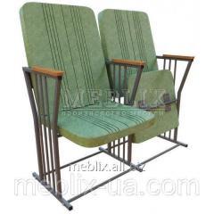 Кресла для актовых залов ЛАЙН. Кресла для