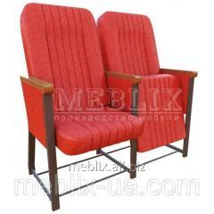 Кресла для актовых и конференц залов МАГНУМ -