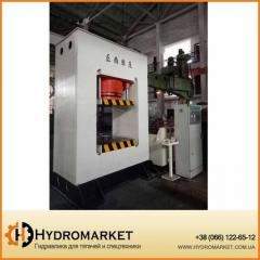 Hydraulic press of ZHENGXI Yz27-1250T