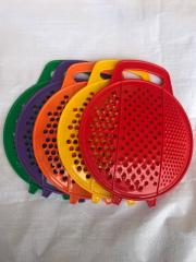 Grater round for vegetables,  piece.
