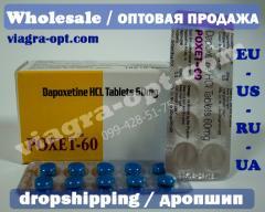 Dapoksetin | Dapoksetin of 60 mg | Poxet-60