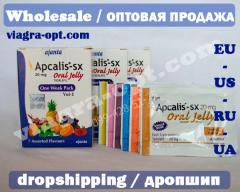 Сиалис | Тадалафил 20мг | Apcalis-SX Oral jelly