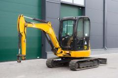 Diesel JCB 8030 mini-excavator&nbsp