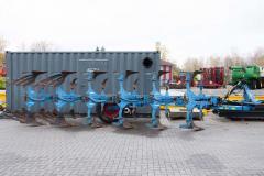 Plow of Lemken Eurodiamant 8X
