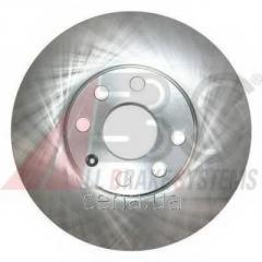 Тормозной диск передний CHEVROLET CORSA 1.6...