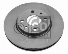 Тормозной диск передний ALFA ROMEO 145 1.8...