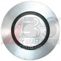 Тормозной диск передний Citroen C-CROSSER...