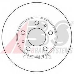 Тормозной диск передний FIAT DUCATO 2.0 Дизель 2002 - 2006 (16291)