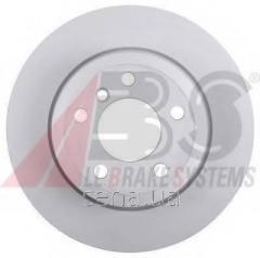 Тормозной диск задний BMW X6 xDrive бензин 2008 -  (17870)