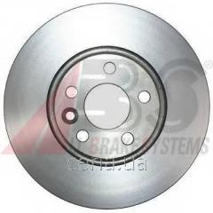 Тормозной диск передний VOLVO XC70 T6 бензин 2008 -  (17752)