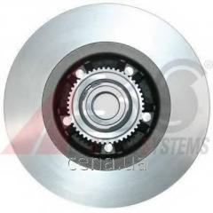 Тормозной диск задний (с подшипником) Renault Trafic (Рено Трафик)   (17330c)