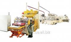 Автоматическая Линия по производству крышек