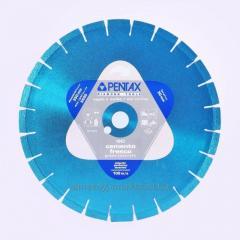 Алмазный диск для швонарезчиков для свежего бетона