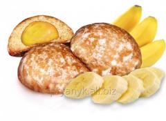 """Пряник з фруктовою начинкою """"Банан"""""""