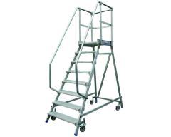 Поручень правый для лестницы на 5-6 ступеней