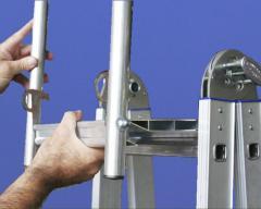 Алюминиевая платформа SVELT SICURKIT 100 см для