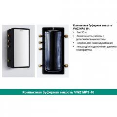 Гидравлический модуль Vaillant VWZ MPS 40 к тепловому насосу aroTHERM Артикул: 0020145020