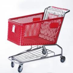 Cart plastic