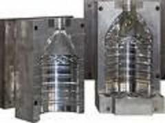 Compression molds for casting of polymers
