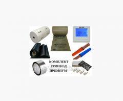 Комплект материалов для системы отопления 15 м.кв. ПРЕМИУМ