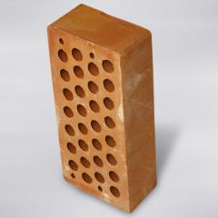 The brick is hollow, the Brick ceramic M-125