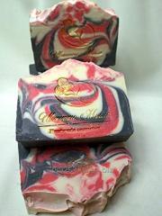 Мыло натуральное ручной работы для мужчин с маслом