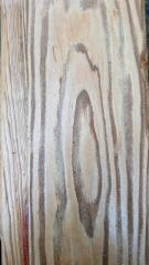 Балка из сосны состаренная 130*60 мм