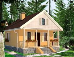 Проекти на фамилни къщи, котеджи