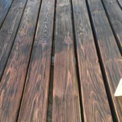 Балка декоративная из сосны 130*80 мм