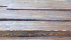 Балка брашированная из сосны 140*60 мм