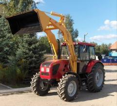 Погрузочное оборудование на трактора класса 1.4