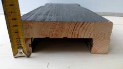 Балка декоративная из сосны 150*50 мм