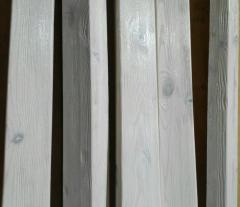 Балка декоративная из сосны 150*70 мм