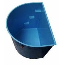 Ёмкость (резервуар) с крышкой для активных веществ (1,7 х 1,2 х1,5м) 2,5 м.куб