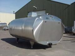 Cooler of second-hand milk of Alfa Laval the HCA-C