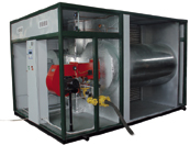 Heatgenerators - air heaters