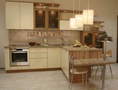 Кухонная мебель, шкафы, полки, корпуса для кухонь