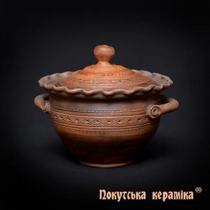 Керамическая посуда купить Украина, Макитронь
