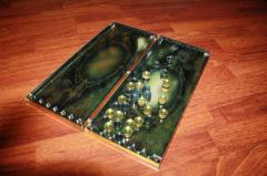 Backgammon is gift! Novelty of the market of