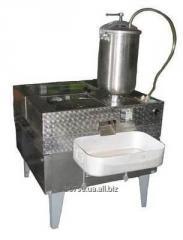 Automatic machine ponchikovy device AP-3M